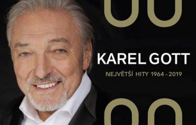 Karel Gott - 80/80 Největší hity 1964-2019 4CD