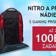 Gaming príslušenstvo za 100€ ZADARMO
